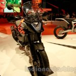 KTM 1050 Adventure front three quarter at EICMA 2014