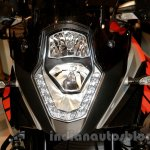 KTM 1050 Adventure headlamp at EICMA 2014