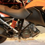 KTM 1050 Adventure monoshock at EICMA 2014
