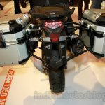 KTM 1050 Adventure panniers at EICMA 2014