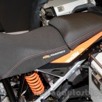 KTM 1050 Adventure seat at EICMA 2014