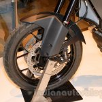KTM 1050 Adventure wheel at EICMA 2014