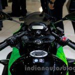 Kawasaki Ninja 250SL cluster at the EICMA 2014