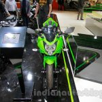 Kawasaki Ninja 250SL front at the EICMA 2014