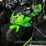 Kawasaki Ninja 250SL front quarter at the EICMA 2014
