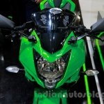 Kawasaki Ninja 250SL headlight at the EICMA 2014