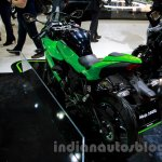 Kawasaki Ninja 250SL rear quarter at the EICMA 2014