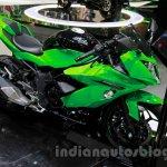 Kawasaki Ninja 250SL side at the EICMA 2014