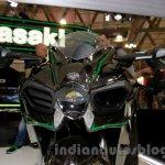 Kawasaki Ninja H2 fairing at EICMA 2014