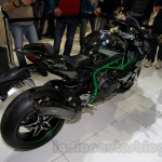 Kawasaki Ninja H2 rear three quarter at EICMA 2014