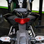 Kawasaki Z250SL taillight at EICMA 2014