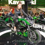 Kawasaki Z300 at the EICMA 2014