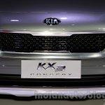 Kia KX3 Concept grille at 2014 Guangzhou Auto Show