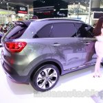 Kia KX3 Concept rear quarter at 2014 Guangzhou Auto Show
