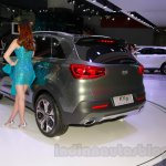 Kia KX3 Concept rear quarters at 2014 Guangzhou Auto Show