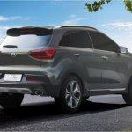 Kia KX3 rear