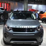 Land Rover Discovery Sport front fascia at the 2014 Los Angeles Auto Show