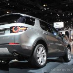 Land Rover Discovery Sport rear three quarters right at the 2014 Los Angeles Auto Show