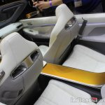 Lexus LF-C2 concept seats at the 2014 Los Angeles Auto Show