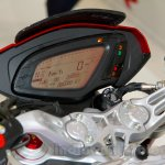 MV Agusta Brutale 800 Dragster RR cluster at EICMA 2014