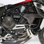 MV Agusta Brutale 800 Dragster RR engine at EICMA 2014