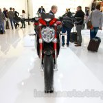 MV Agusta Brutale 800 Dragster RR front at EICMA 2014