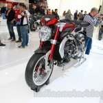 MV Agusta Brutale 800 Dragster RR front quarter at EICMA 2014