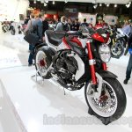 MV Agusta Brutale 800 Dragster RR front quarters at EICMA 2014