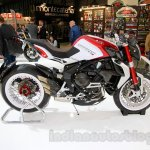 MV Agusta Brutale 800 Dragster RR profile at EICMA 2014