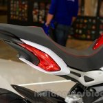 MV Agusta Brutale 800 Dragster RR seat at EICMA 2014