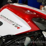 MV Agusta Brutale 800 Dragster RR tank at EICMA 2014