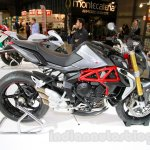 MV Agusta Brutale 800 RR profile at EICMA 2014