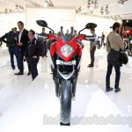 MV Agusta Stradale 800 front at EICMA 2014