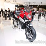MV Agusta Stradale 800 front quarters at EICMA 2014