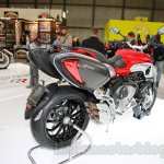 MV Agusta Stradale 800 rear quarters at EICMA 2014