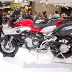 MV Agusta Stradale 800 side at EICMA 2014