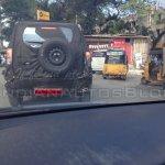 Mahindra U301 spied  rear