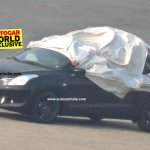 Maruti YRA front revealed