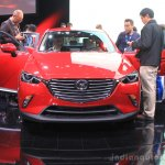 Mazda CX-3 front at the 2014 Los Angeles Auto Show