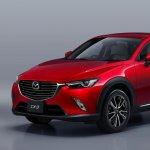 Mazda CX-3 leaked