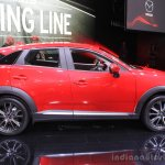 Mazda CX-3 side at the 2014 Los Angeles Auto Show