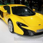 McLaren 625C front quarter at the 2014 Guangzhou Auto Show