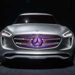 Mercedes-Benz G-Code Concept front