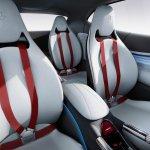 Mercedes-Benz G-Code Concept seats
