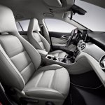 Mercedes CLA Shooting Brake seats