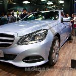 Mercedes E180L at Guangzhou Auto Show 2014