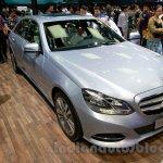 Mercedes E180L front quarter at Guangzhou Auto Show 2014