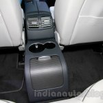 Mercedes E180L legroom at Guangzhou Auto Show 2014