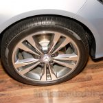 Mercedes E180L wheel at Guangzhou Auto Show 2014