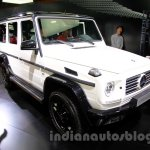 Mercedes G 500 Rock Edition at Guangzhou Auto Show 2014